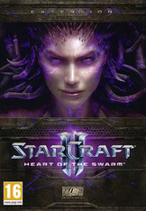 ������ ���� StarCraft 2: Heart of the Swarm