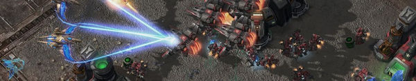 Демо StarCraft 2: Wings of Liberty