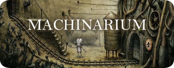 Авторы Machinarium объявили о выпуске трёх новых игр