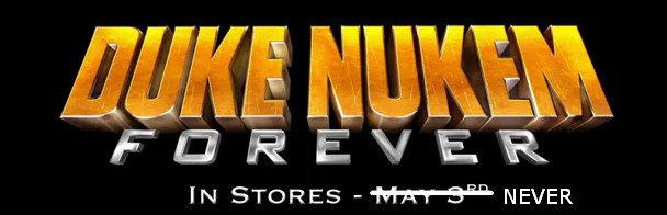 Релиз Duke Nuke Forever снова перенесли