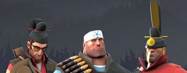 TF2: продажа шляп для сбора помощи Японии
