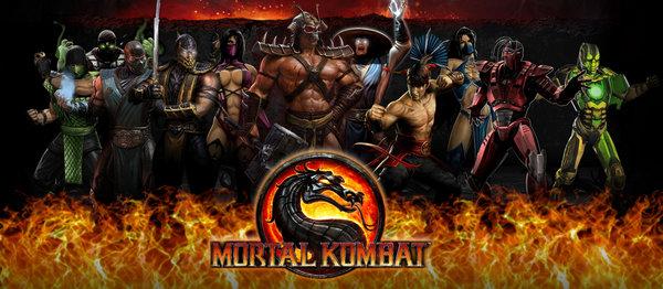 Mortal Kombat: известны еще два бойца