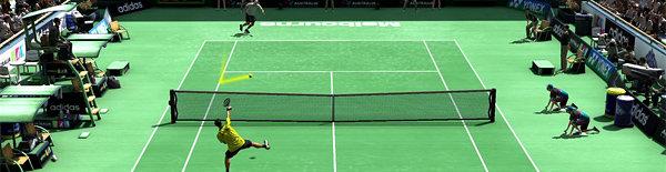 1С-СофтКлаб выпускает ПК-версию Virtua Tennis 4
