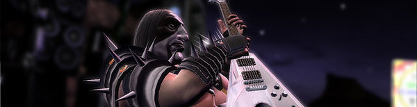 Деньги любят Guitar Hero III: Legends of Rock