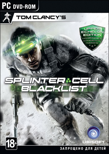 Купить Tom Clancy's Splinter Cell Blacklist - Upper Echelon Edition - лицензионный ключ